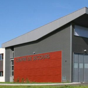 Centre de secours et d'incendie